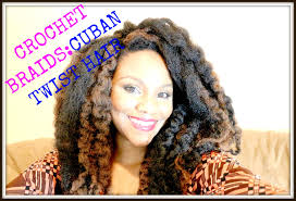 how do you curl cuban twist hair learn to crochet braids w cuban twist hair highlights awesome