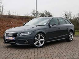 2009 audi a4 sline 2009 audi a4 avant s line 2 0tdi 143 for sale in hshire