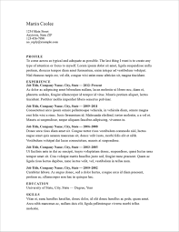 resume paper type resume series pt i a better approach to resumes meltmedia typical resume