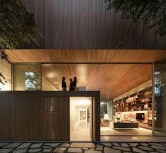 textured front facade modern box home tetris house a creatively organized modern brazilian home