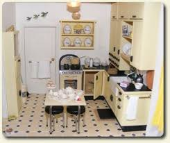 miniature dollhouse kitchen furniture 29 best 55 deco nouveau images on miniature