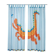heltokig pair of curtains ikea baby boy room goes perfect
