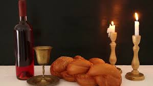 shabat candles shabbat candles stock footage