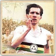 Roger Banister Olympic History Roger Bannister Ancestry Genes Reunited