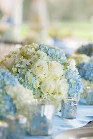 Blue Vases For Wedding Best 25 Blue Wedding Flower Arrangements Ideas On Pinterest
