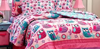 girls pink bedding bedding set owl bedding amazing girls twin size bedding hoot