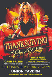 thanksgiving party flyer upcoming events thanksgiving eve it u0027s gonna be plucking crazy