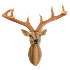 popular animated deer head buy cheap animated deer head lots from