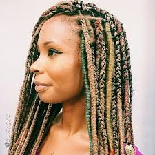 hairstyles for yarn braids multicolor yarn braids and locs full spectrum lox
