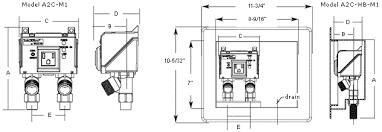 automatic washing machine water shutoff valve intelliflow series