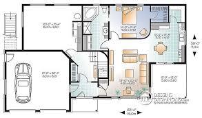 plan de maison gratuit 4 chambres plan de maison gratuit pdf moderne 1 en u free affordable systembase