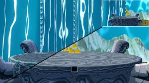 Wind Waker Map Ganon U0027s Tower The Wind Waker Super Smash Bros For Wii U U003e Maps