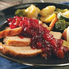 Cranberry For Thanksgiving Cranberry Apple Chutney Recipe Taste Of Home