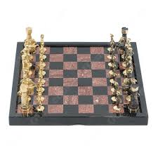 chess and backgammon stone chess ancient rome bronze and