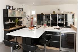modele de cuisine provencale exemple de cuisine moderne amnagement sjour cuisine et hall