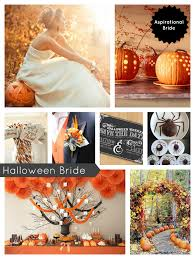 Halloween Theme Wedding by Trick Or Treat Halloween Theme Wedding Ideas