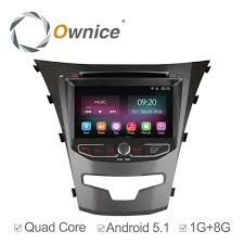 ssangyong korando 2014 aliexpress com buy quad core android 5 1 car dvd for ssangyong