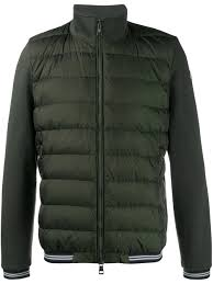 moncler u0027luberon u0027 padded jacket men clothing baby moncler moncler