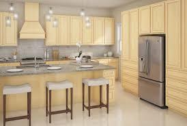 Salerno Pc Birch Kitchen Cabinets Detroit MI Cabinets - Birch kitchen cabinet