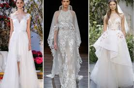 wedding dress trend 2017 designer wedding dresses best bridal gown trends from fashion