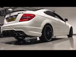 mercedes c63 amg alloys mercedes c63 amg coupe leather interior carbon pack 19 black