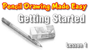 learn to draw how to draw pencil drawing basics youtube