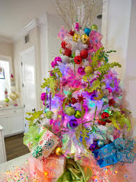 colorful trees tree hgtv and artificial tree