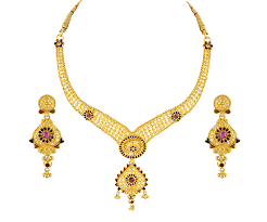 gold sets images bridal gold jewellery sets online buy gold earrings online