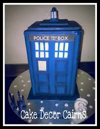 Doctor Who Home Decor by Cake Decor In Cairns Doctor Who Tardis Cake How To Make