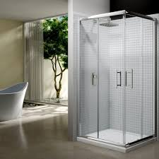 Shower Door Parts Uk by Merlyn Series 6 Corner Shower Door Uk Bathrooms