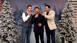 Propertybrothers Separated At Birth Harry Connick Jr U0027s U0027family Reunion U0027 With