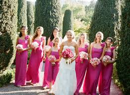 pink bridesmaid dresses bridesmaid dresses the search for the pink dress weddingbee