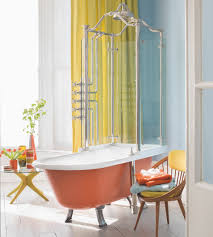 8 steps to an eclectic bathroom homes and antiques