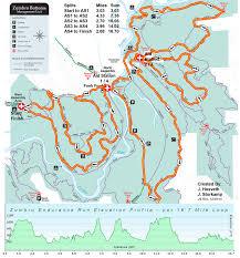 Run Map Maps U0026 Data Zumbro Endurance Run