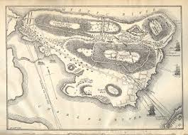 Boston Map 1770 by New England Thrice 2c 1775 Boston Concord U0026 Lexington
