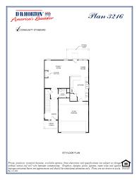 Onyx Homes Floor Plans by 3216 Onyx Fossil Creek At Westridge Mckinney Texas D R Horton