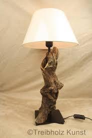 Retro Wohnzimmerlampe Einmalige Treibholz Lampen Www Treibholz Bodensee De