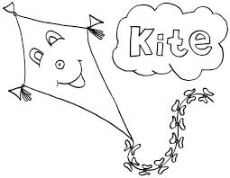 coloring pages of animals that migrate kite coloring pictures botcompass co