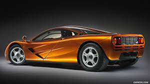 orange mclaren rear 1998 mclaren f1 rear three quarter hd wallpaper 3