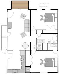 2 bedroom floor plan floor plans broadway ridge apartments
