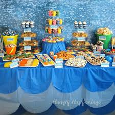 the sea party ideas themed party ideas the sea desserts