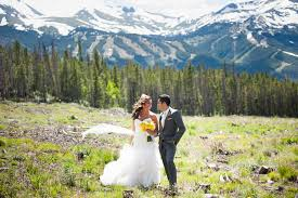 breckenridge wedding venues whimsical chic mountain wedding at ten mile station breckenridge