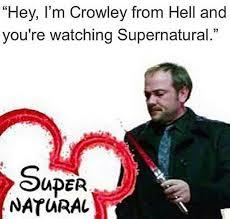 Supernatural Memes - you re watching supernatural supernatural pinterest