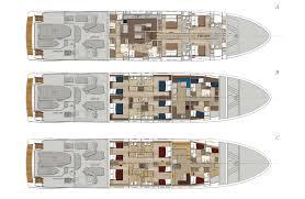 Luxury Yacht Floor Plans by Sl118