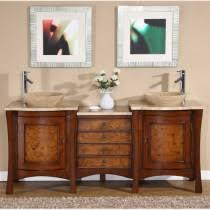 Bathrooms With Double Vanities Double Bathroom Vanities 72 To 90 Inches
