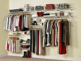 cheap closet organization ideas for bedroom home decoration and