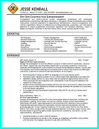 resume sample 23 construction superintendent resume 7