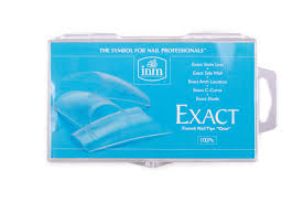 exact clear inm international nail manufacturers
