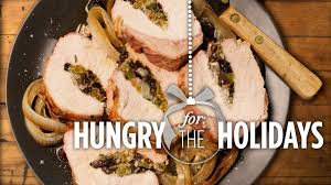 Thanksgiving Pork Loin Stuffed Pork Loin Roast Hungry For The Holidays Tastemade
