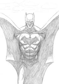 batman into the shadows sketch 18 11 2016 by lucasboltagon on